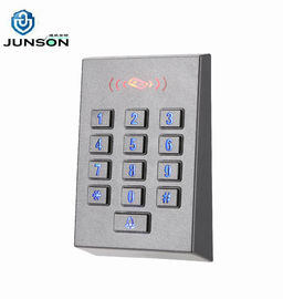 चीन Access Control Keypad External Wg Reader Door Open Time आपूर्तिकर्ता