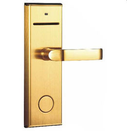 चीन Right Open Stainless Steel RFID Hotel Locks Keyless Explosion Protection आपूर्तिकर्ता