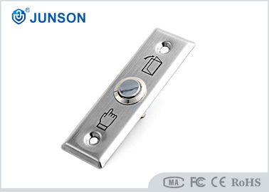 चीन Two Holes Emergency Exit Push Button Keyless For Access Control आपूर्तिकर्ता