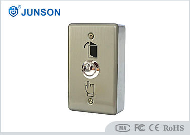 चीन High quality  Stainless Steel Electromagnetic Lock Exit Button With Led Light आपूर्तिकर्ता
